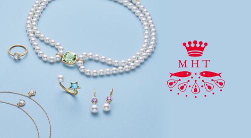 Flamboyant Pearls