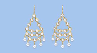 dancing pearls