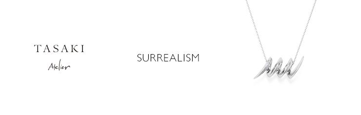 SURREALISM -NECKLACE