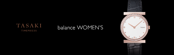 TIMEPIECES balance WOMEN'S