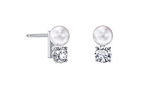 balance duo pearl & diamond